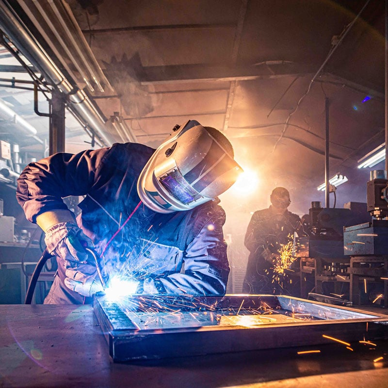 Welding and Custom Metal Fabrication